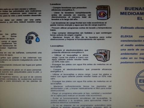 Suministros Electromecanicos - Buenas prácticas medioambientales en el hogar - Suministros Electromecanicos, S.A.